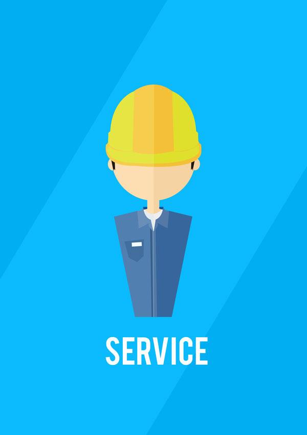 SDCA - Service